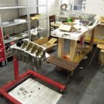 シルビア エンジン製作