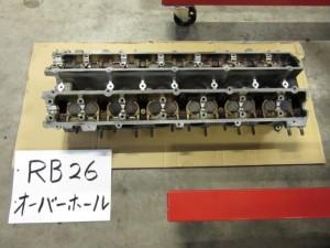 RB26 エンジンオーバーホール
