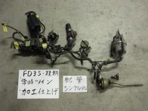 RX7・FD3S・常時ツイン・エアポンプ