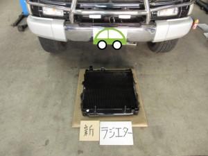 KZJ78 78プラド 故障 修理 4WD エンジン
