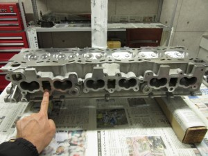 GTR BCNR33 レストア RB26 エンジンオーバーホール