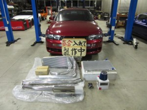 ECR33 R33 カスタム サーキット ドリフト 中古車 極上車 販売